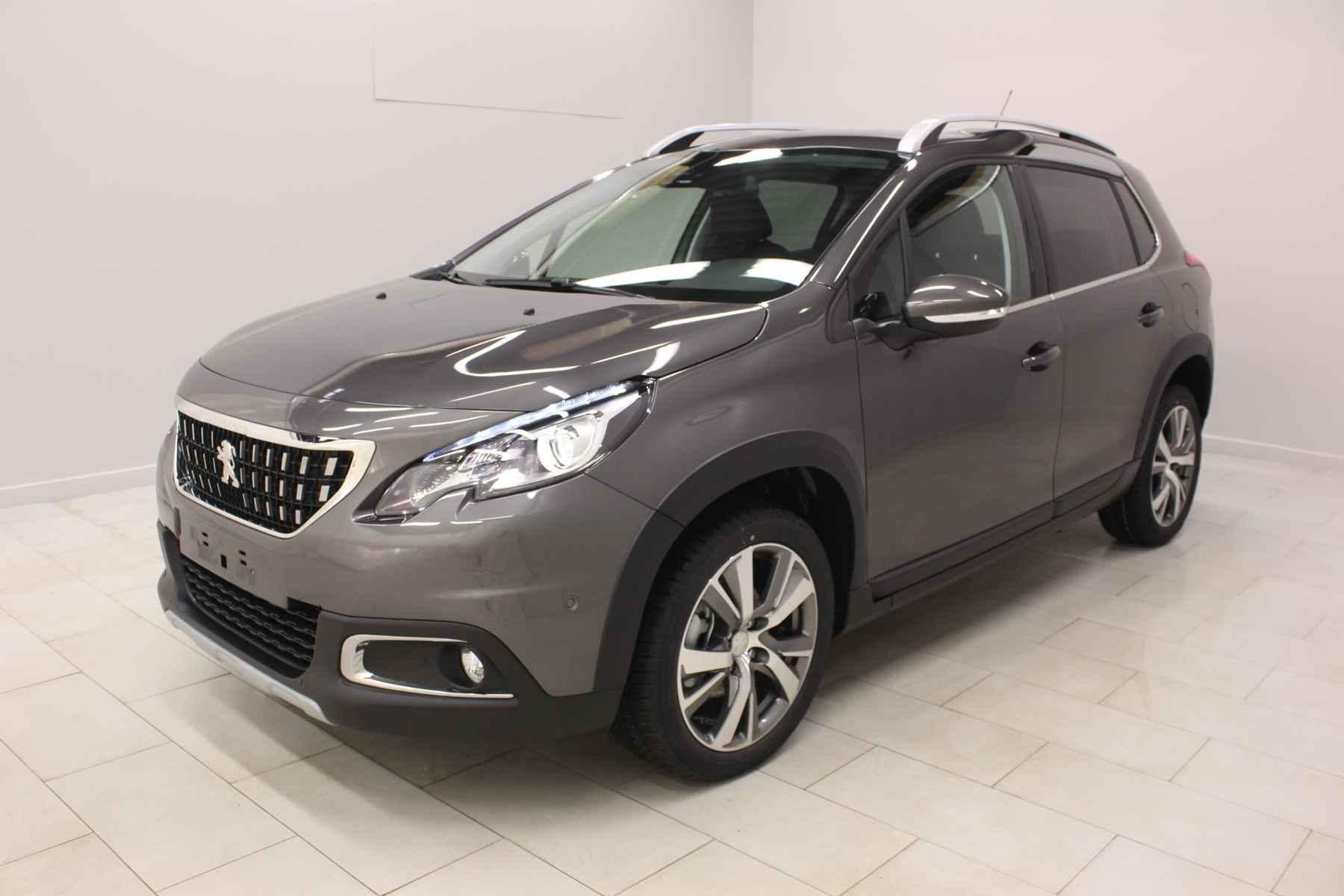 Photo Peugeot 2008 1.2 PureTech 130 Allure 2 Gris Platinium