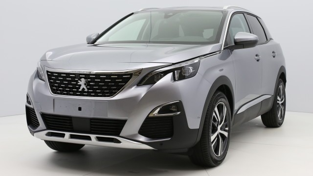Photo Peugeot NEW 3008 1,2 PureTech 130 BVM6 ALLURE 2 GRIS ARTENSE