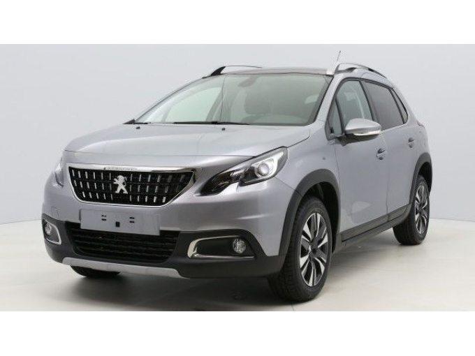 Photo Peugeot 2008 1.2 PureTech 130 Allure 2 Gris Artense
