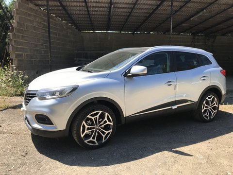 Photo Renault KADJAR TCe 140 FAP INTENS 2 Gris Highland